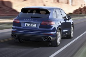 The German government said it had evidence that 22,000 Cayennes sold in Europe with three-litre diesel engines used a ...