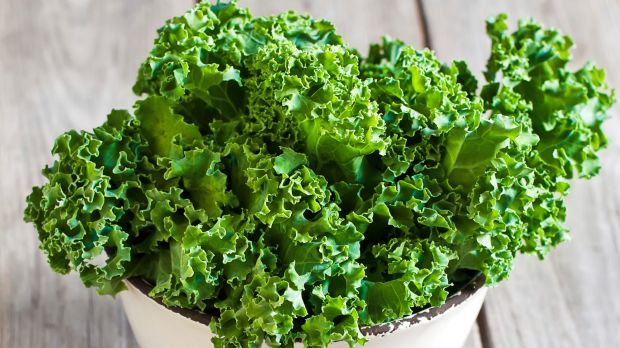 Kale: healthy or nutritious?