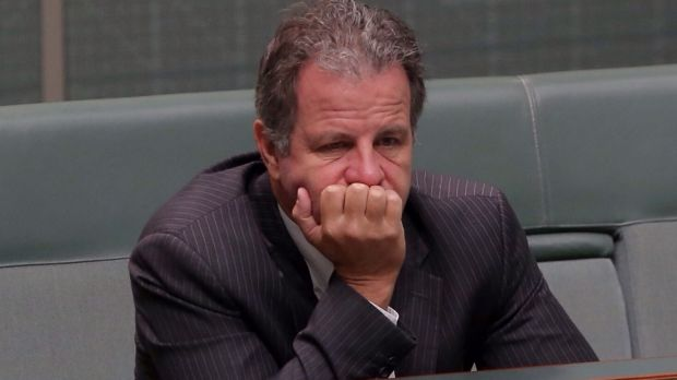 """Liberal MP and climate change sceptic Dennis Jensen: """"The evidence that I've seen thus far certainly I don't find ..."""