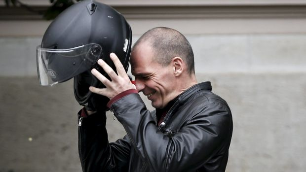 Former Greek finance minister Yanis Varoufakis said he was a distraction to negotiations, but he needs to finish what he ...