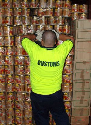 Australian police uncovered a world record ecstasy shipment.