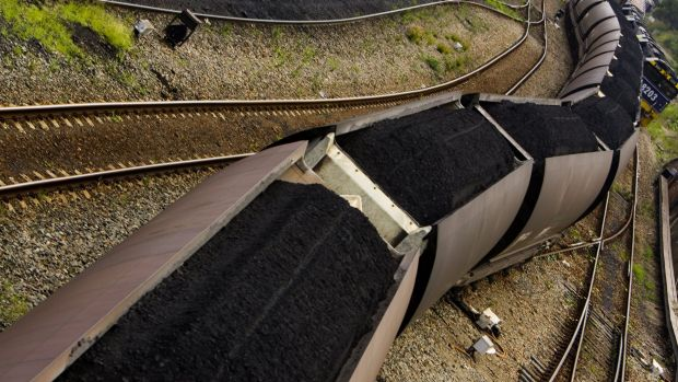 BHP produces coking coal in Queensland and thermal coal in NSW.