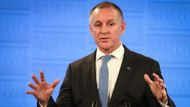 Premier of South Australia Jay Weatherill.