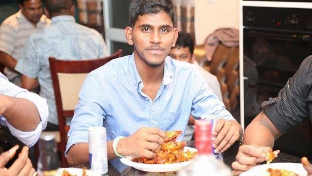 Bavalan Pathmanathan died after being struck by a cricket ball.