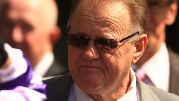High hopes: Trainer Garry Frazer reckons Spright is ready to make a mark.