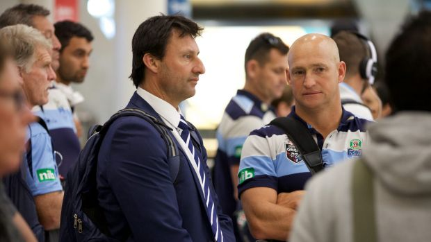 Break with tradition: NSW Origin coach Laurie Daley has raised the prospect of a nines league competition being ...