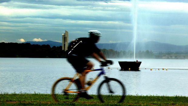 The proportion of Canberrans riding to work grew from 2.1 per cent in 2006.