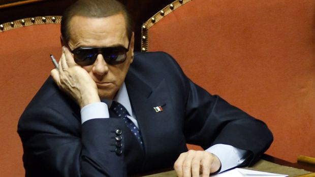 Silvio Berlusconi's governments failed to live up to the absurdly high expectations he set.