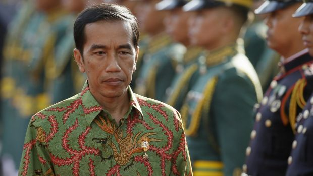 "Indonesian President Joko Widodo is ""a very humble person"", his former chief of staff, Luhut Panjaitan, said."