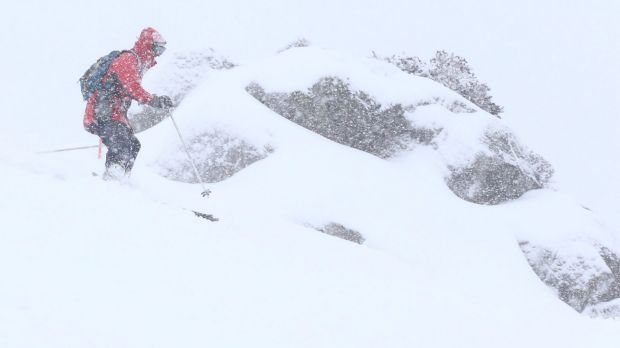 An avalanche in Austria has killed up to five people.
