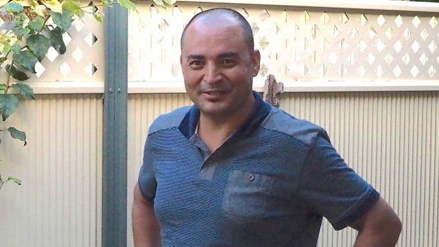 Nadir Sadiqi was among 10,000 asylum seekers whose identities were revealed in a data breach by the Immigration Department.