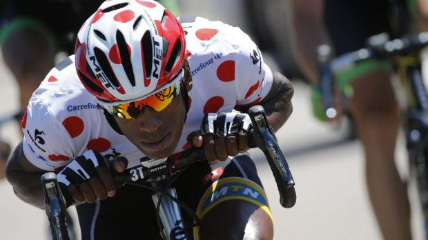 Tour de france 2015 african team says racist abuse won 39 t for Richie porte salary