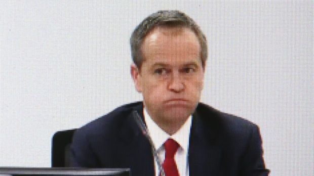 Making bank: While Shorten faces questions on his credibility, barristers and solicitors are raking in about $25 million ...