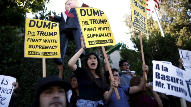 In the US, his rhetoric on Mexicans has activated and alienated a key constituency ahead of the presidential elections. ...