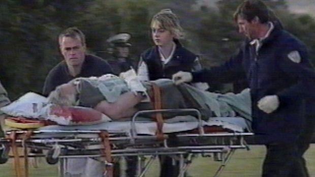 Thirty-five people were shot dead during the Port Arthur massacre.