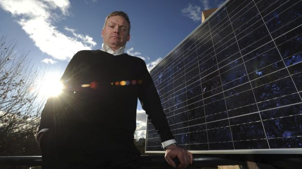 Managing director of ITP Renewable Energy Consulting Simon Troman says the government's directive to the CEFC to stop ...