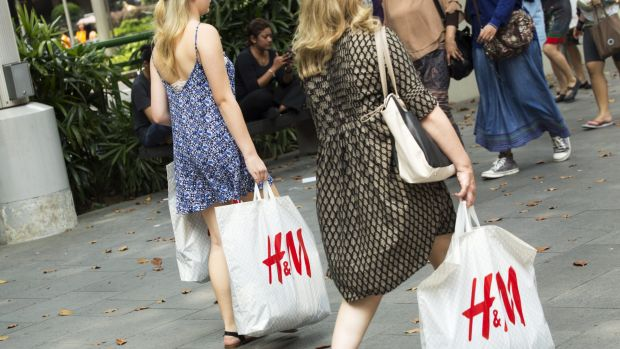 H&M is set to open a new Sydney flagship store in Pitt Street Mall on Saturday.