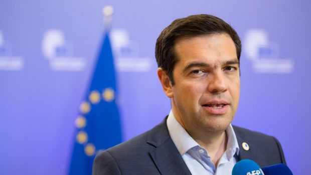 'We fought hard abroad, we must now fight at home against vested interests' ... Greek Prime Minister Alexis Tsipras ...