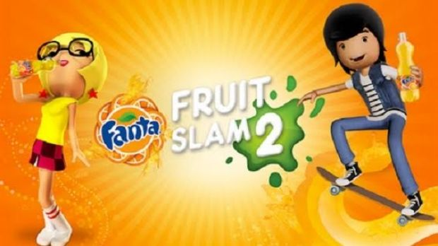 "The Fanta ad and app featured an animated cast of high school characters called ""the Fanta crew""."
