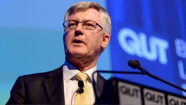 Former Treasury secretary and new Prime Minister and Cabinet chieft Martin Parkinson.