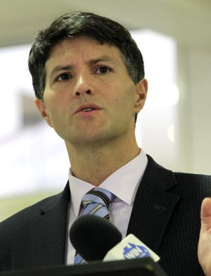 NSW Minister for Innovation and Better Regulation Victor Dominello says NSW has the least affordable motor accident ...