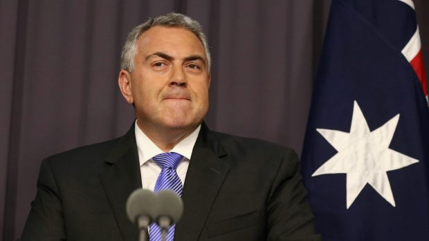 Treasurer Joe Hockey announced on Saturday that six homes will have to be sold some time in the next 12 months because ...