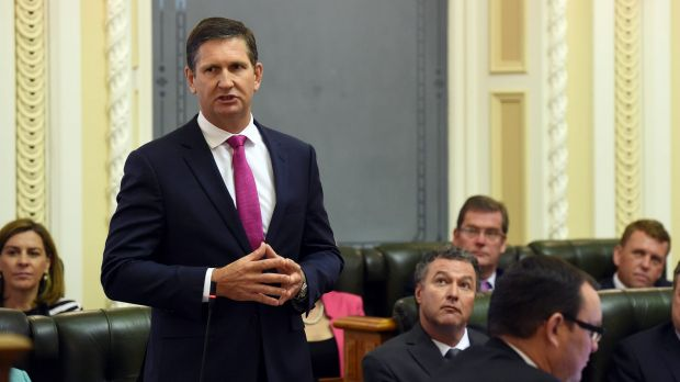 Queensland Opposition Leader Lawrence Springborg and senior members of his team have been referred to the parliamentary ...