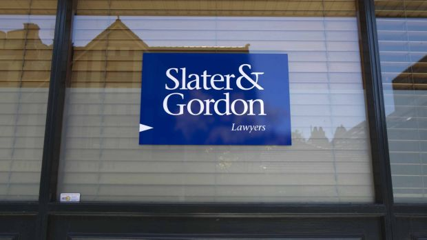 Reports from Britain say Slater & Gordon has been forced into debt restructuring talks.