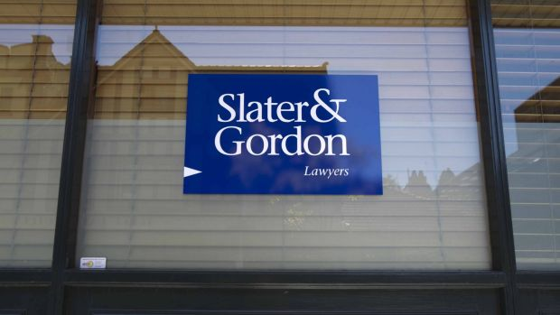 """Slater & Gordon has reached an """"in-principle"""" settlement with class action law firm Maurice Blackburn."""