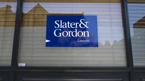 Slater and Gordon said billed revenue from its UK business was lower than anticipated but expected to be stronger in the ...