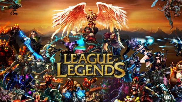 Multi-player online game League of Legends attracts players from around the globe.