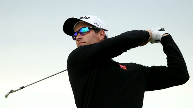 'Your career is not complete until you've won The Open at St Andrews': Adam Scott.