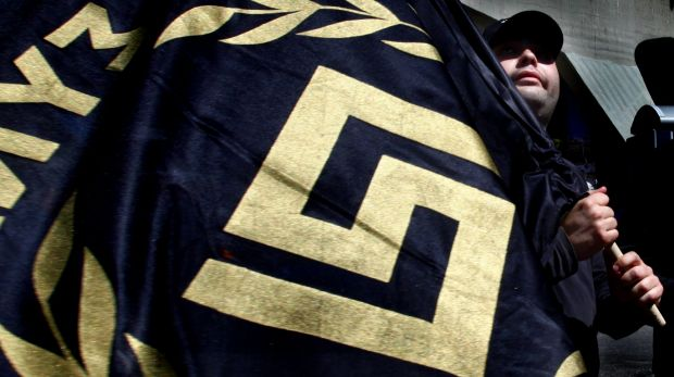 Despite its various charity fronts, the Greek neo-Nazi movement is a dark and dangerous beast.