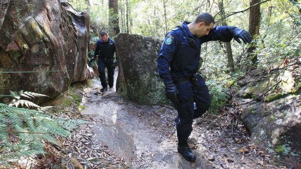 The NSW Homicide Squad had begun an investigation after a woman's body was found by bushwalkers near a fire trail in ...