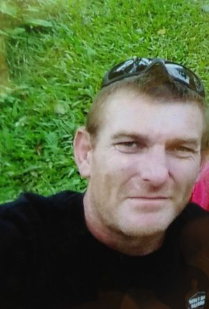 Police continue to search for the body of Greg Dufty.