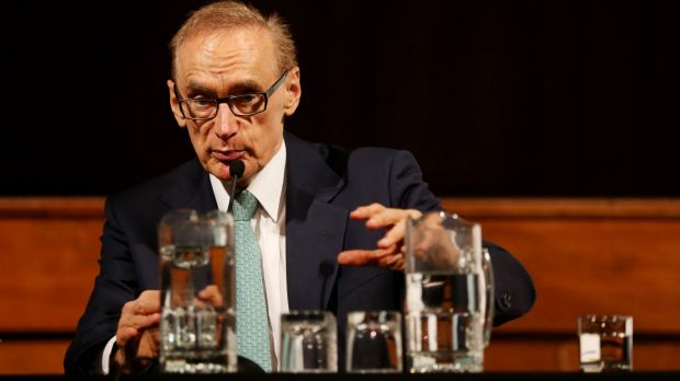 "Recognition of Palestine ""if there is no progress to a two-state solution"": Bob Carr."