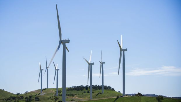 Turbine torment: some residents aren't happy living near wind farms.