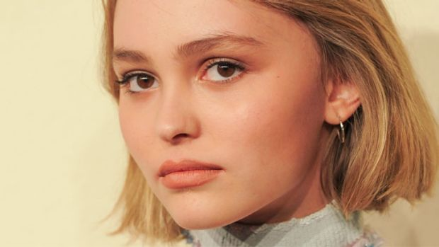 Lily-Rose Depp made headlines when she posted a photo of herself on Instagram supporting the Self Evident Project. The ...