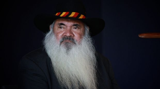 "Aboriginal leader Patrick Dodson says ""it's not a question of my model or Noel's model. It's really what the Aboriginal ..."