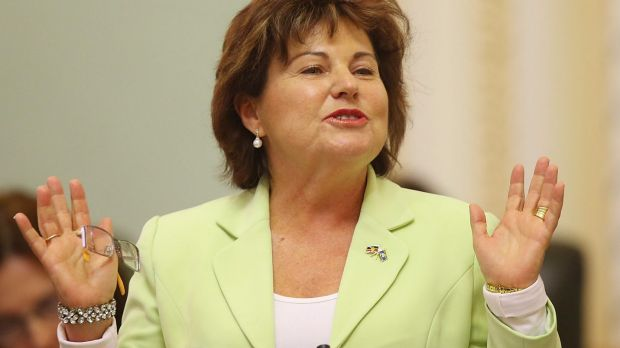 Police Minister Jo-Ann Miller's downfall was only a matter of time.