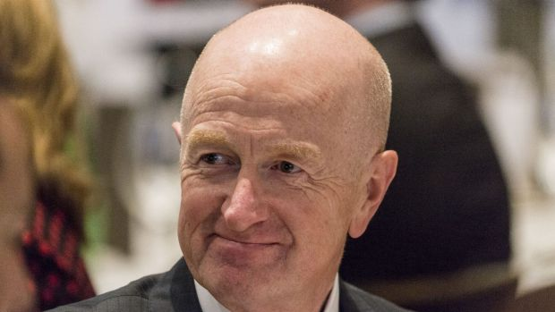 If Glenn Stevens has something to say, now is the right time to say it.