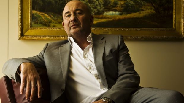 Man with a plan: Woolworths Holdings group chief Ian Moir.