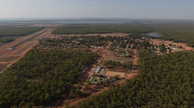 Aurukun on western Cape York has seen numerous riots over the past year.