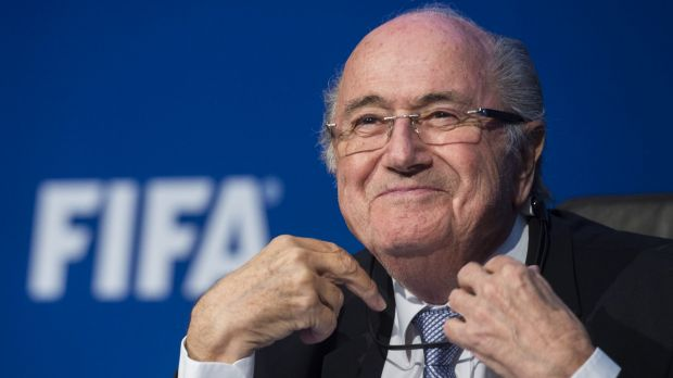 Former FIFA president Sepp  Blatter's wage has been revealed.