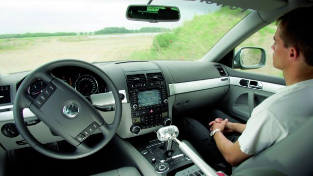 Accident avoidance features in smart cars, such as automatic braking and adaptive cruise control, will lead to fewer ...
