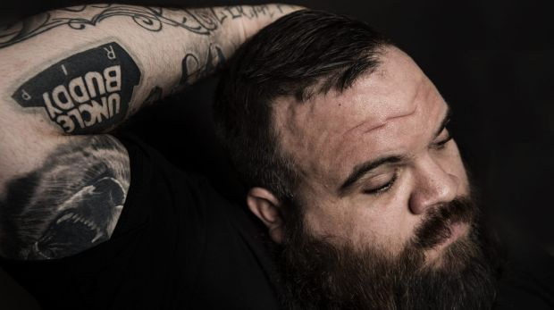 Australian Indigenous rapper Briggs speaks out in support of Goodes.