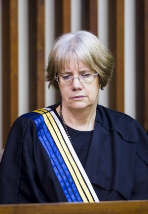Justice Hilary Penfold
