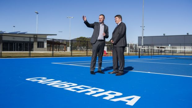 Tennis ACT boss Ross Triffitt says anti-corruption measures are policed in Canberra.