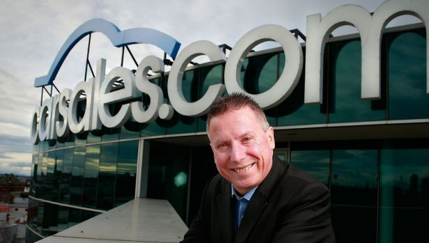 Carsales CEO Greg Roebuck said he was aiming for the international business to, in the long-term, contribute more to ...