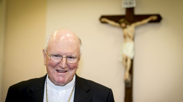 Melbourne Archbishop Denis Hart has called for protection for faith-based groups that do not want to give adoption ...